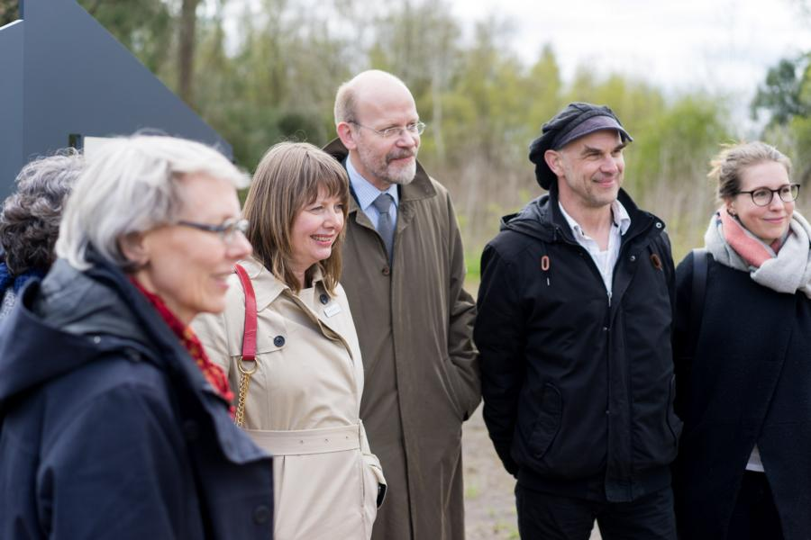 Nina Holsten, Johanna Jürgensen, Michael Teßmer, Arne Petersen